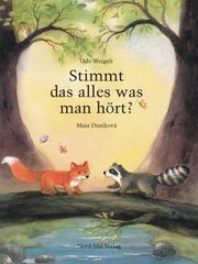 Cover of: Stimmt das alles, was man hört?