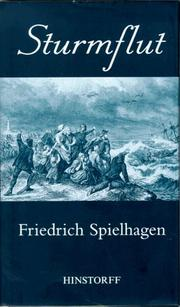 Cover of: Sturmflut.