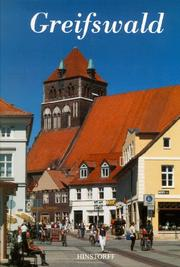 Cover of: Greifswald.