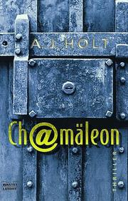Cover of: Chamäleon. Psycho- Thriller.