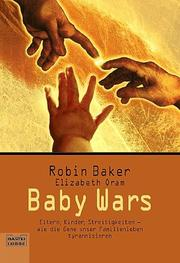 Cover of: Baby Wars.