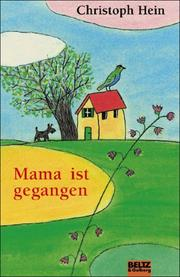 Cover of: Mama ist gegangen