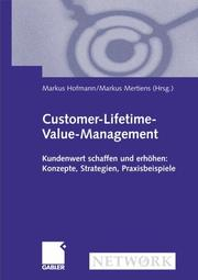 Cover of: Customer- Lifetime- Value- Management.