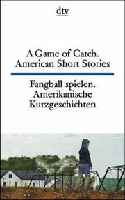 Cover of: American Short Stories