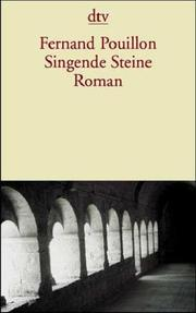 Cover of: Singende Steine.