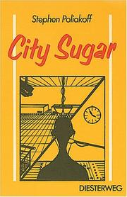 Cover of: City Sugar. (Lernmaterialien)