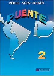 Cover of: Puente, Tl.2, Lehrbuch