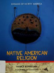 Cover of: Native American Religion