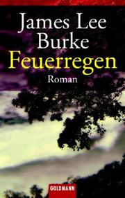 Cover of: Feuerregen