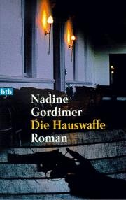 Cover of: Die Hauswaffe.