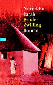 Cover of: Bruder Zwilling.