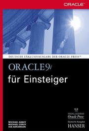 Cover of: Oracle9i für Einsteiger