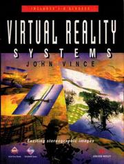 Cover of: Virtual reality systems