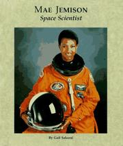 Cover of: Mae Jemison, space scientist