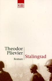 Cover of: Stalingrad.