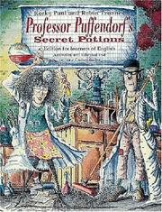 Cover of: Professor Puffendorf's Secret Potions. Story Book. Edition for learners of English. (Lernmaterialien)