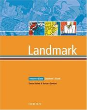 Cover of: Landmark. Intermediate. Students Book. (Lernmaterialien)