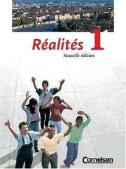 Cover of: Realites, Nouvelle edition, Bd.1, Schülerbuch