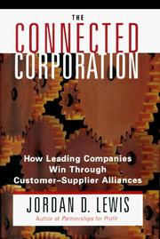 Cover of: The connected corporation