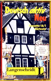 Cover of: Deutsch Aktiv Neu - Level 1