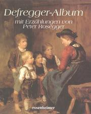 Cover of: Defregger- Album