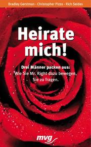 Cover of: Heirate mich.