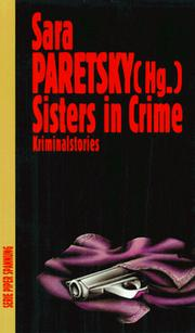 Cover of: Sisters in Crime. Kriminalstories