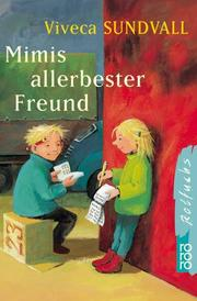 Cover of: Mimis allerbester Freund. ( Ab 8 J.).