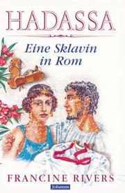 Cover of: Hadassa, eine Sklavin in Rom
