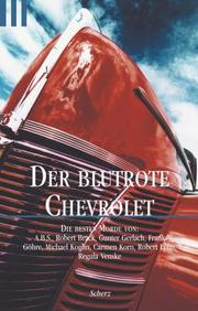 Cover of: Der blutrote Chevrolet