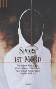 Cover of: Sport ist Mord