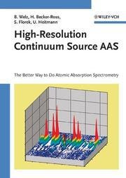 Cover of: High-Resolution Continuum Source AAS