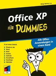 Cover of: Office XP Für Dummies