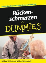 Cover of: Ruckenschmerzen Fur Dummies