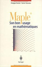Cover of: Maple