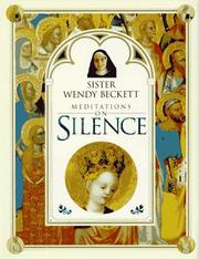 Cover of: Meditations on silence