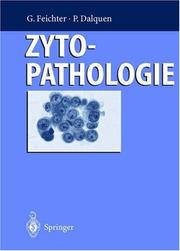 Cover of: Zytopathologie