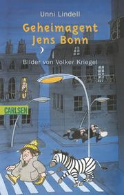 Cover of: Geheimagent Jens Bonn.