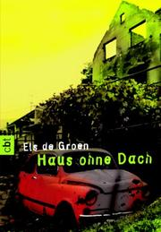 Cover of: Haus ohne Dach.