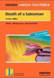 Cover of: Death of a Salesman. Diverse Umschlagfarben, unsortiert. (Lernmaterialien)