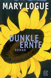 Cover of: Dunkle Ernte