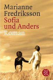 Cover of: Sofia und Anders.