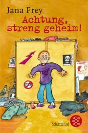 Cover of: Achtung, streng geheim. ( Ab 8 J.).