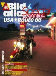 Cover of: HB Bildatlas Special, H.66, USA, Route 66