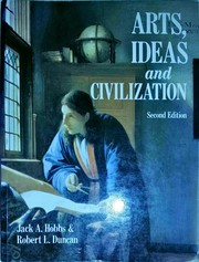 Cover of: Arts, ideas, and civilization
