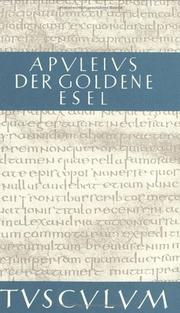 Cover of: Der goldene Esel. Metamorphosen 11