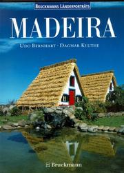 Cover of: Madeira.