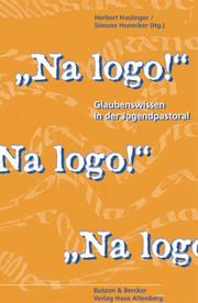 Cover of: 'Na logo!'