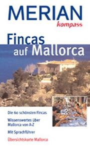 Cover of: Fincas auf Mallorca.
