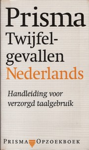 Cover of: Twijfelgevallen Nederlands